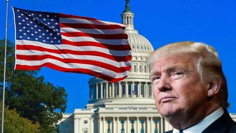 Завръщане, Тръмп, погубване, Америка