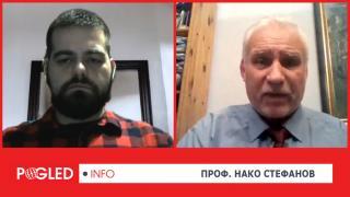 Нако Стефанов, САЩ, неолиберали, глобален фашизъм