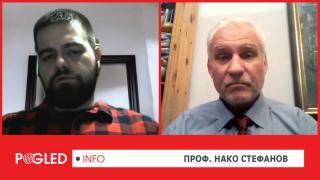 Нако Стефанов, България, умира, донор, Запада