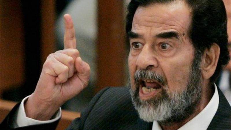 САЩ, наказват, Садам, отвързал се чакал
