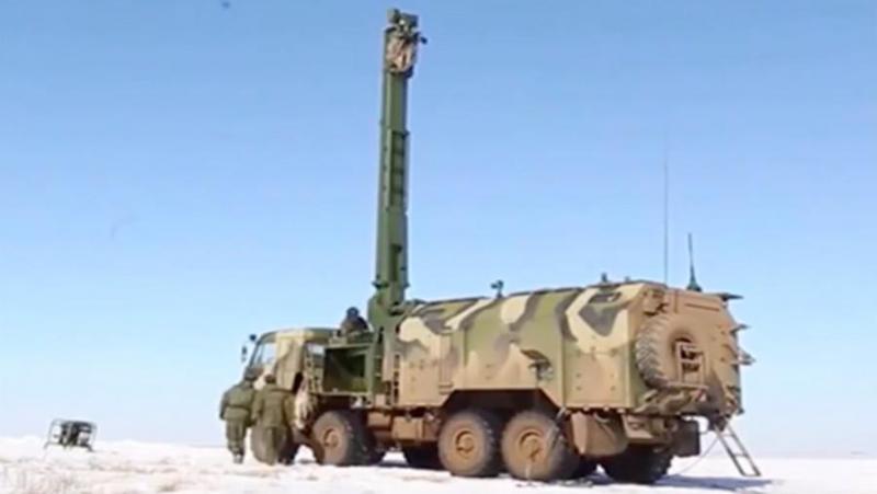 Руска армия, нов артилерийски разузнавателен комплекс Пеницилин