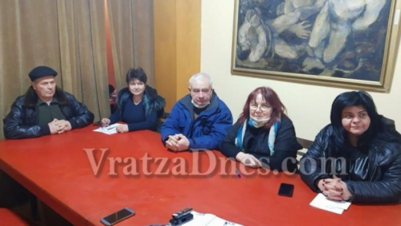 Американски опит, БСП-Враца, избират, по пощата, областен председател