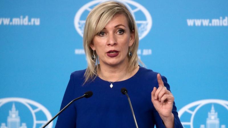 Захарова, американски дипломати, Русия, призовани, външното министерство