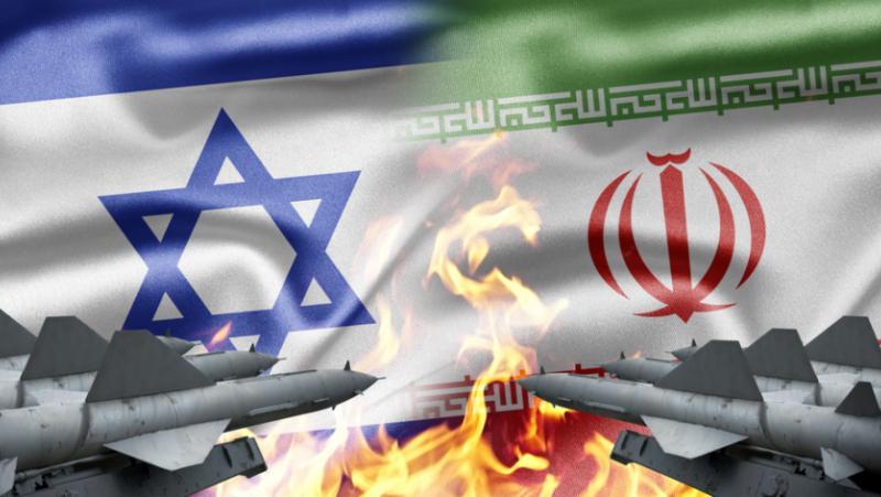 Иран, смазващ отговор, израелска агресия