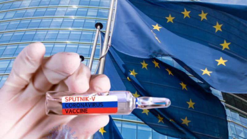 Поръчка, Германия, Спутник V, нарушава, US санкции