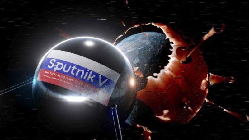 RTL, Sputnik V, дипломатически коз, Русия