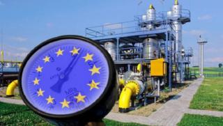Европа, изкупва, руски газ, пролетта