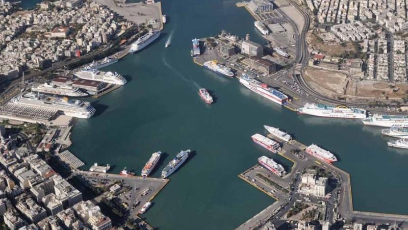 Разпродажба, гръцки пристанища