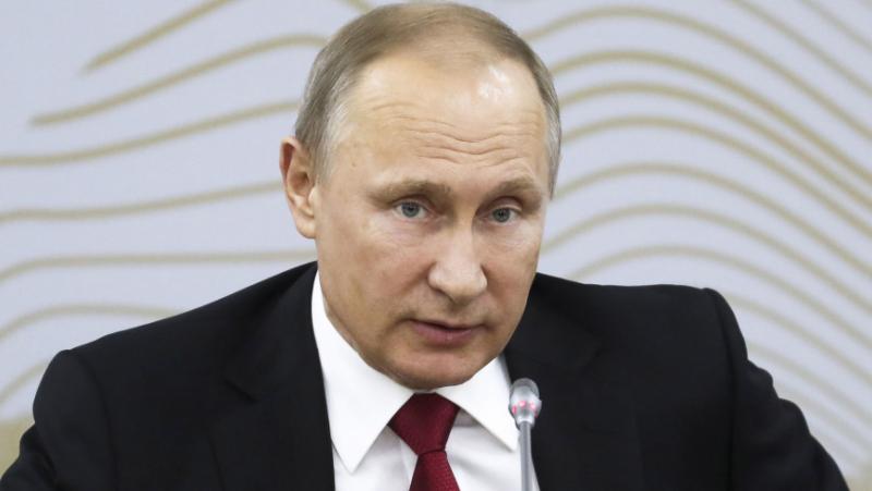 Дългата държава, Путин