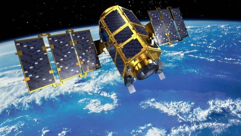 Изненада, американци, орбита, Руски космически инспектор