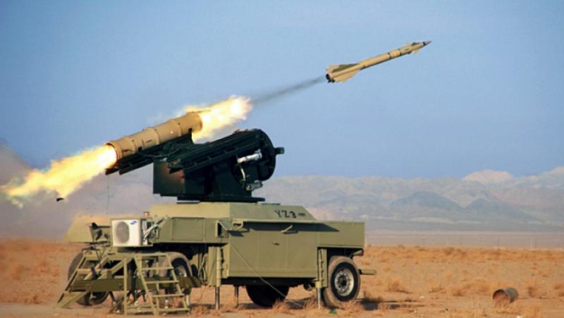 Иранска армия, тества, умни ракети