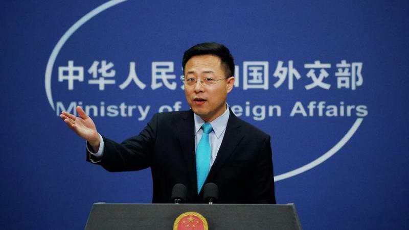 Китай, анални тестове, Ковид, американци