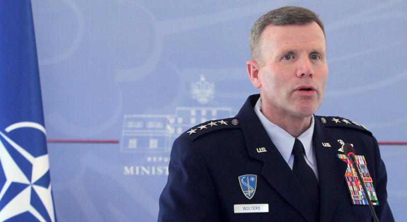 Върховен главнокомандващ, НАТО Стотленберг, Русия, неутрализирана