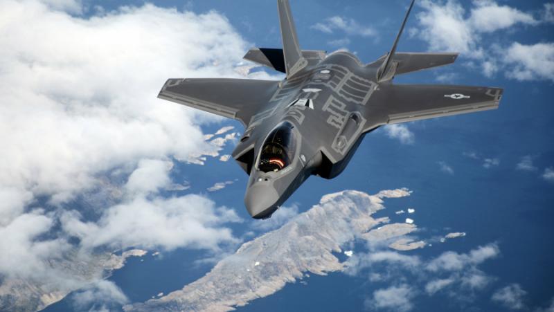 Подарък, всеки американец, изтребител, MSNBC, F-35