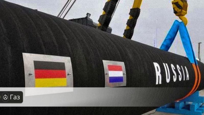 Правителство, Германия, четири плана, Северен поток-2