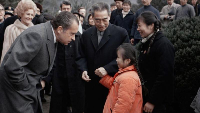 Китайска политика, Китай, САЩ