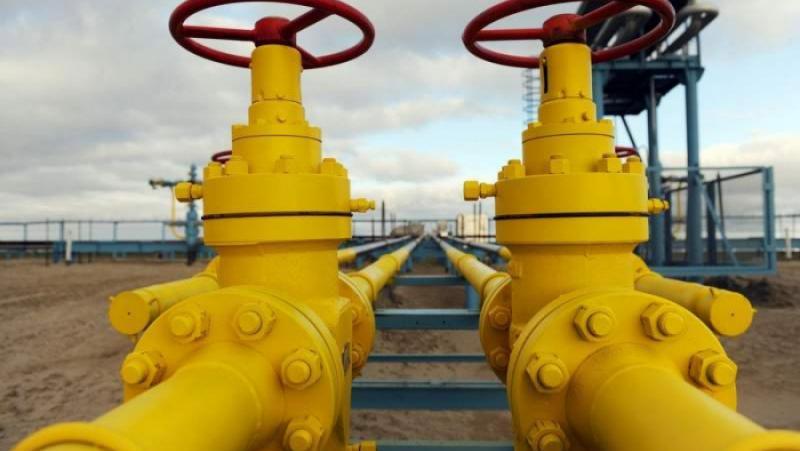 Русия, петролно кранче, Полша