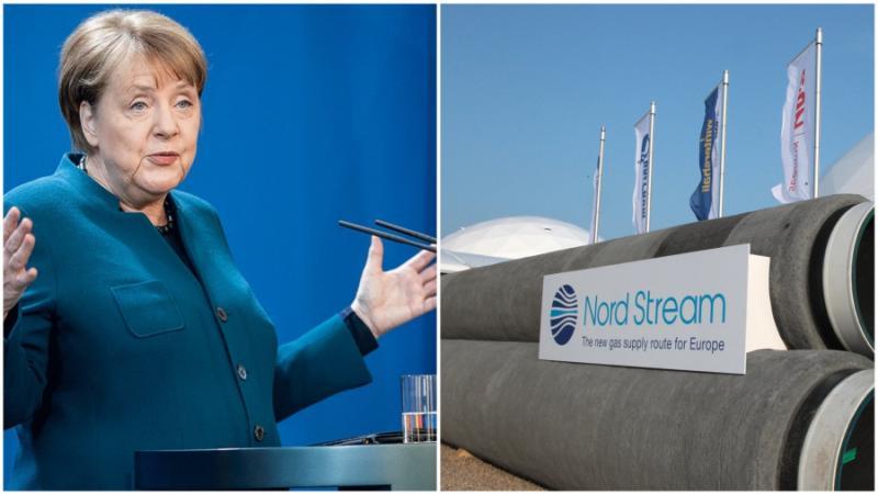 Берлин, Санкции, Северен поток, удар, суверените, ЕС