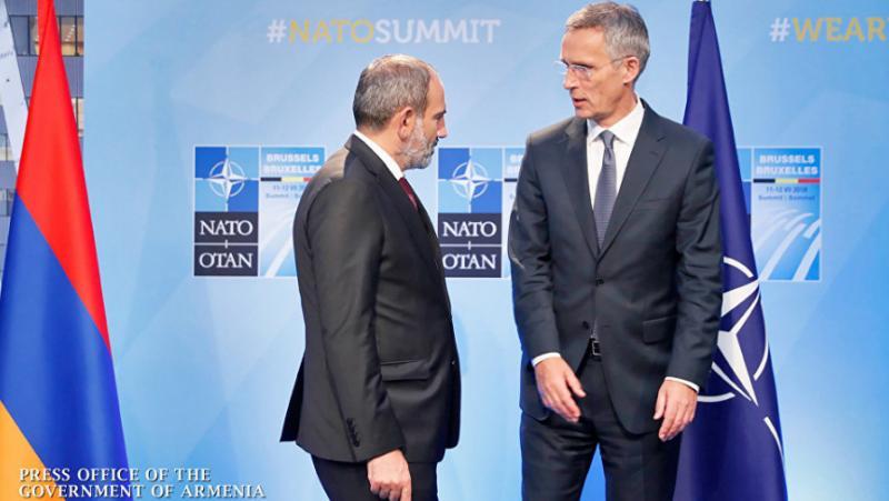 Привърженици, НАТО, шанс, арменска криза