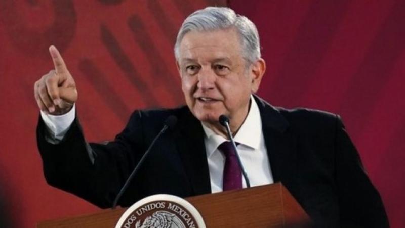 Политически курс, Мексико