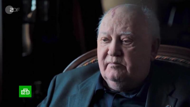Алфред Рубикс, Горбачов, под чехъл
