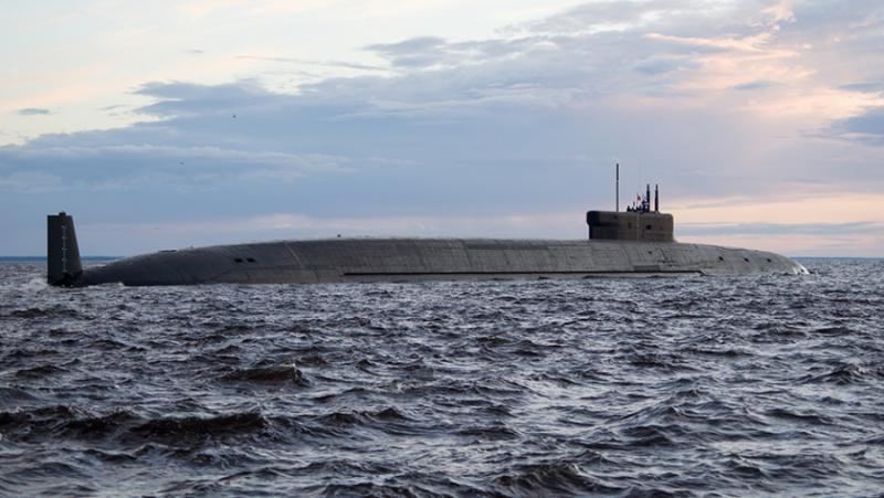 Руски флот, смъртоносни ядрени подводници