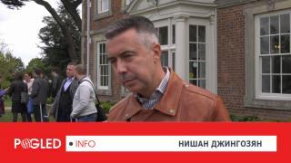 Нишан Джингозян, БСП, Нинова, процес, ляво пространство, мигранти, политика
