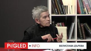 Велислава Дърева, паралелна партия, Нинова, загуби изборите, съсипа БСП
