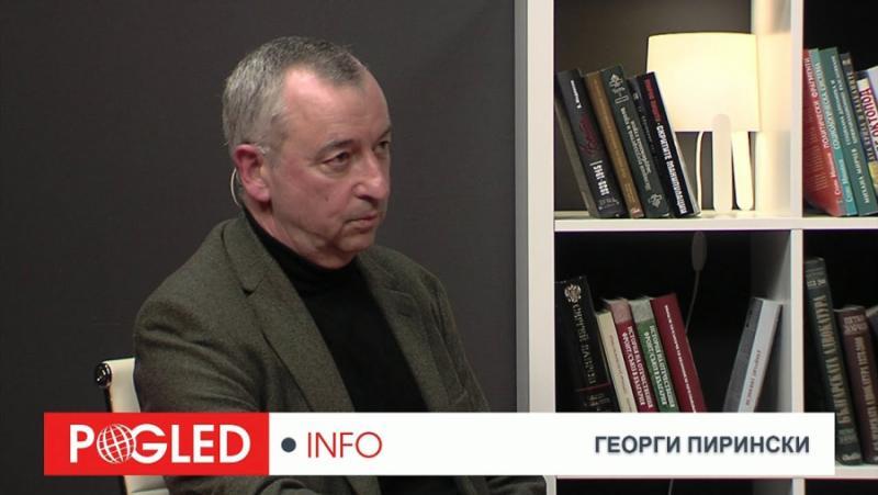 Георги Пирински, БСП, бъдеще, Жан Виденов