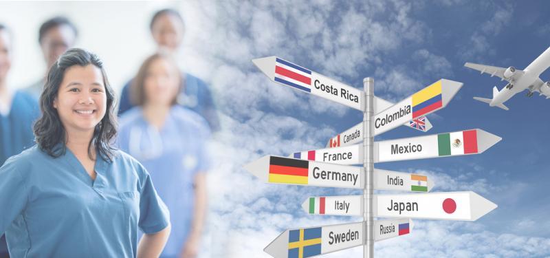 Ваксинационен туризъм, имидж, Русия, чужбина