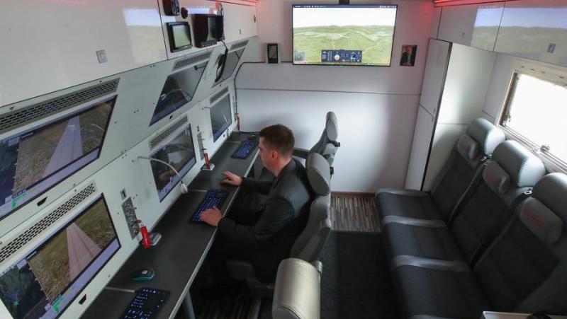 Русия, система, въздушно миниране, безпилотни дронове