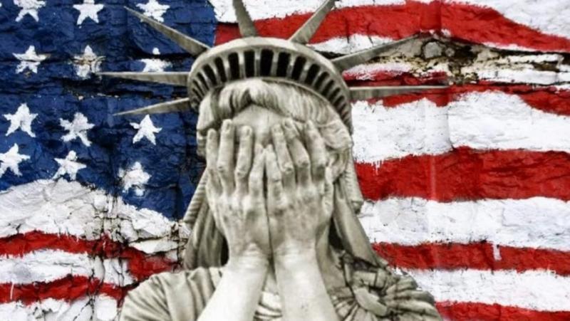 Демократи, разпад, САЩ