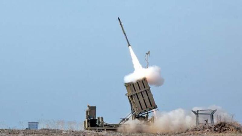 Израел, Съветска ракета, проби, Железен купол