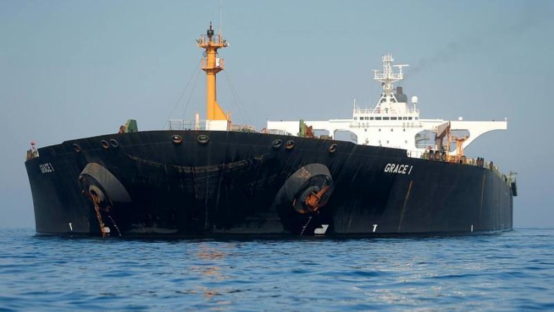Атака, дронове, петролен танкер, Сирия