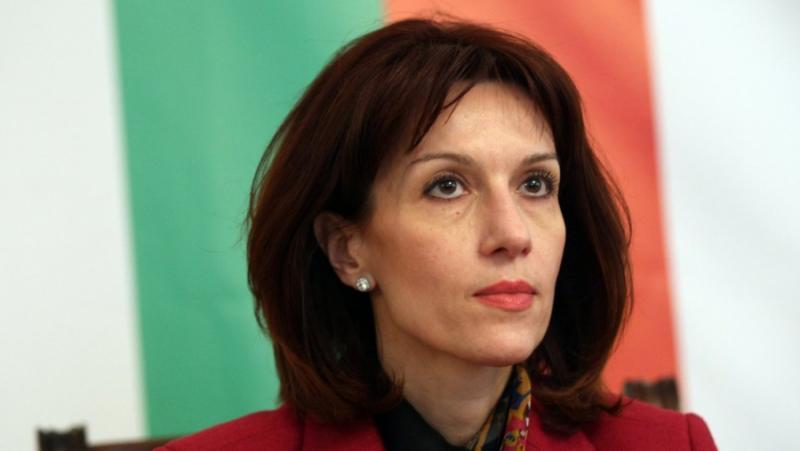 Председател, ЦИК, Камелия Нейкова
