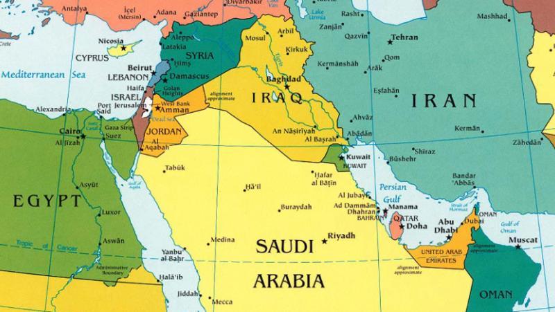 Саудитска Арабия, пробив, отношения, Асад
