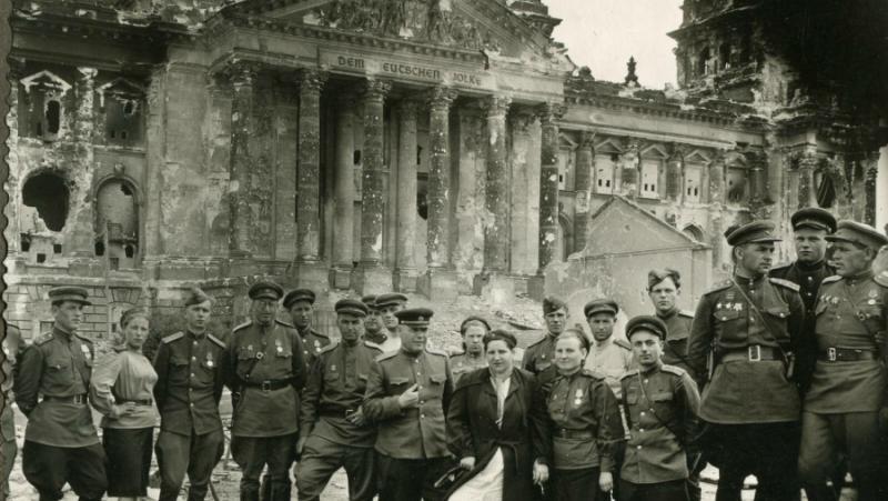 1945 година, руснаци, спасиха, Европа, от самата нея