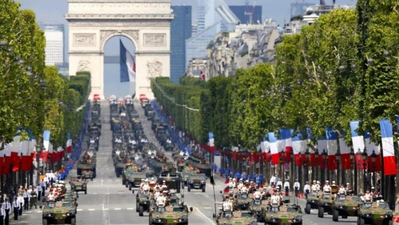 Превод, пълен текст, второ обръщение, френските военни