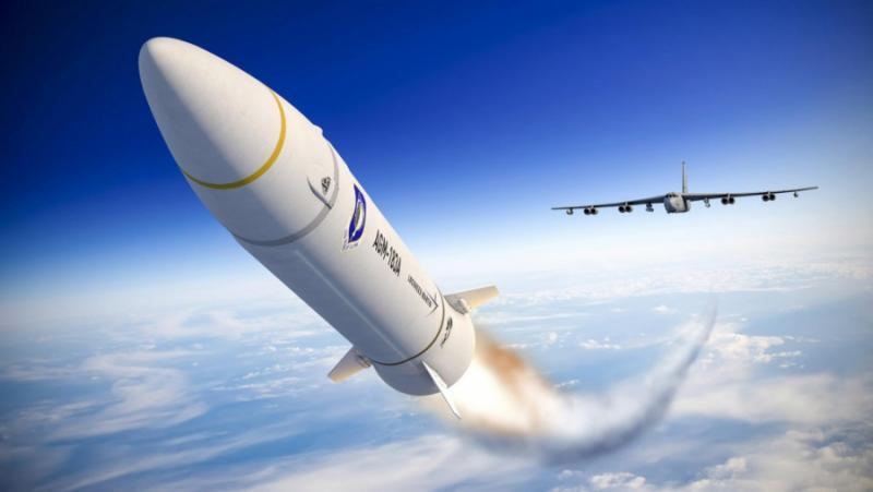 Русия, не се притеснява, американски хиперзвукови ракети