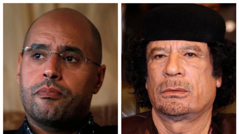 Times, Син, Кадафи, кандидатира, президент, Либия