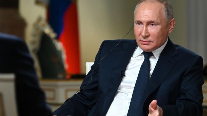 Путин, обвинение, създаване, Блек лайфс матър