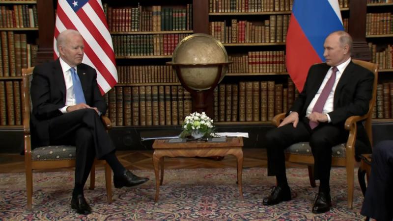 Русия, САЩ, доверие, Путин, Байдън