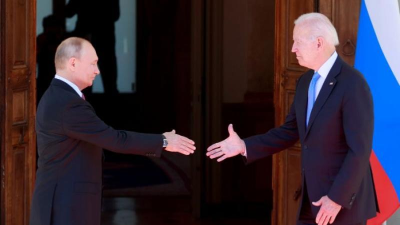 Среща, Путин, Байдън, Тръмп