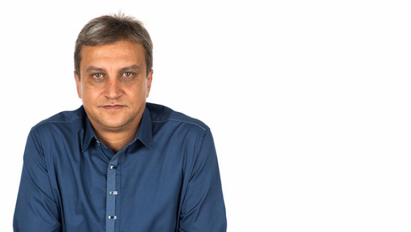 Има такъв народ, първи кмет, Благоевград, Илко Стоянов