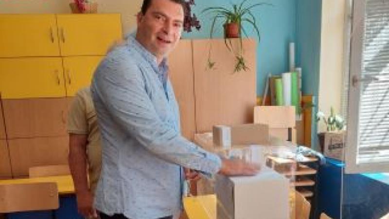 Калоян Паргов, Гласувах, сигурност, стабилност, промяна