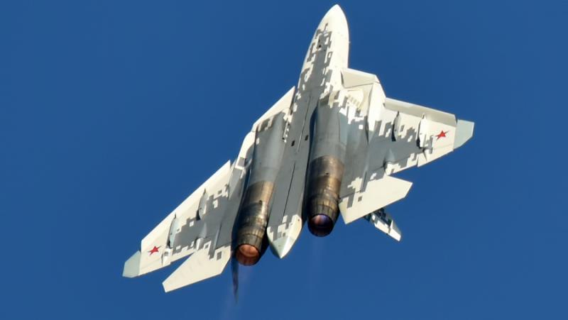Руски изтребител, Су-57, конкуренция, Ф-35, САЩ