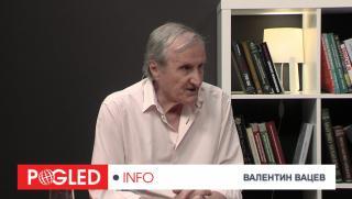 Валентин Вацев:, Триморие, антируски, антигермански, антифренски проект