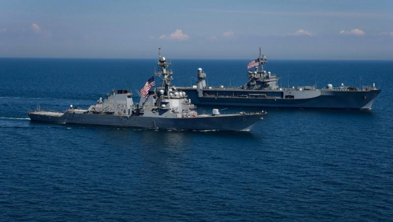 Business Insider, военни учения, Черно море, САЩ