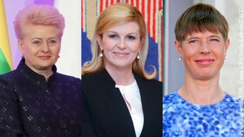 НАТО, женско лице