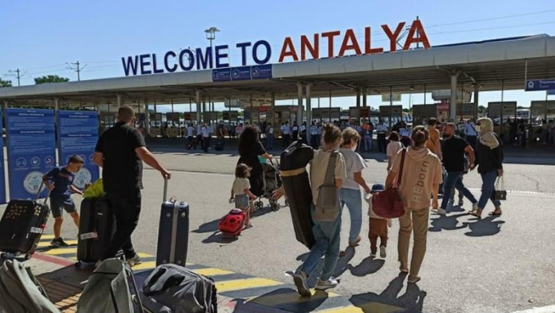 Турция, ограничения, руски туристи